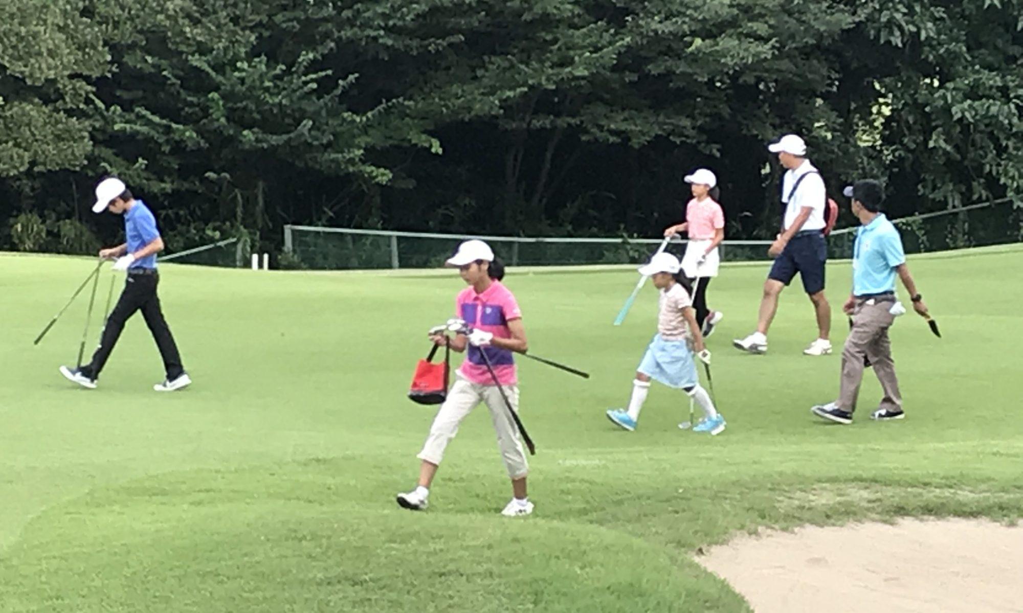 ジュニアゴルファー育成会